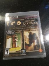The ICO and Shadow of the Colossus Collection Playstation 3 PS3 New Sealed