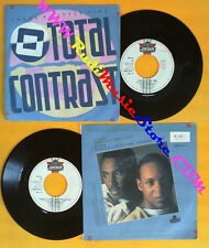 LP 45 7'' TOTAL CONTRAST Takes a little time 1985 italy LONDON no cd mc dvd (*)