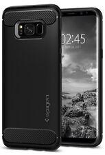 Cover Samsung Galaxy S8 Plus, SPIGEN® Custodia [Rugged Armor] TPU Flessibile