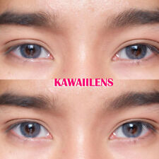 Contact Lenses Color Soft Big Eye UV Protection Cosmetic Lens Je t'aime Blue