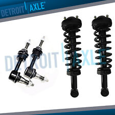 2004 - 2005  Ford F-150 Pair Front Quick Strut & Coil Spring Sway Bar Link  2WD