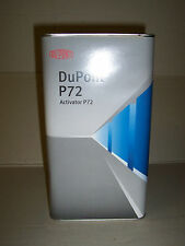 DuPont 2K Epoxy Activator P72 1 litre   Primpox Hardener catalyst for primer
