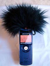 Zoom H-1 Fur Windscreen or windsox