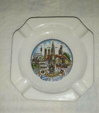 "Lang Ebrach Porzellanfabrik Munchen Bavaria 4 3/4"" Ashtray"