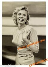 Magnet MARILYN MONROE photo cinema aimant actrice hollywood pin'up années 50