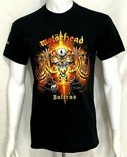 More details for motorhead - inferno tour 2004 - official concert t-shirt (s) new genuine merch