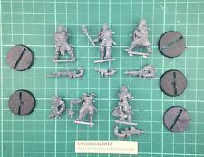 Warhammer 40K Dark Vengeance Chaos Space Marines Cultist Cultists x 5 W28