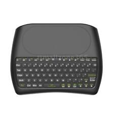 D08 2.4GHz Wireless Keyboard Touchpad Mouse Handheld Remote Control with I8W8