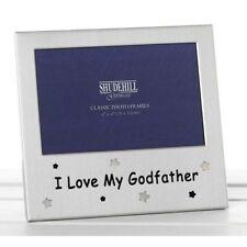"6"" x 4"" I Love My Godfather Photo Frame Occasion Present 72964"