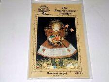 Primitive Country HARVEST ANGEL Doll Pattern 141 The Prairie Grove Peddler