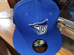 Bluefield Blue Jays MiLB New Era Diamond 59Fifty Cap Hat Mens Size 7 1/2 Toronto