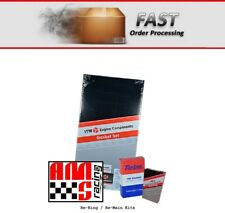 ITM RE-RING RE-MAIN KIT for 98-03 ISUZU 6VE1 3.5L 3494CC DOHC V6 TROOPER
