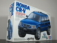 New in Box Vintage Tamiya 1/10 R/C 4WD Honda CRV CR-V Off Road Kit # 58178 CC01