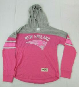 New England Patriots NFL Outerstuff Girls Youth Lightweight Hoodie
