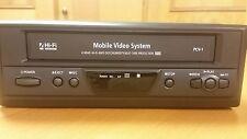 12 Volt Mobile Vcr Vhs Recorder