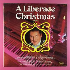 A Liberace Christmas - Hallmark Records SHM-846 Ex Condition Vinyl LP