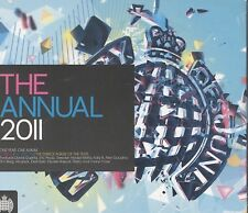 Various Artists - Ministry of Sound: Annual 2011 3cd