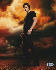 JARED PADALECKI SIGNED 8X10 PHOTO SUPERNATURAL BECKETT BAS AUTOGRAPH AUTO