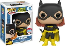 FUNKO POP! VINYL HEROES: Batgirl NY Comic Con Exclusive No. 148 *IN STOCK