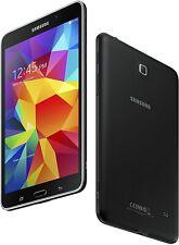 "Samsung Galaxy Tab 4 Black SM-T230 7"" 8GB (Wi-Fi), 2GHz Quad-Core Black"