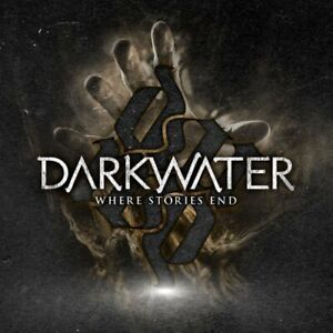 DARKWATER-Where Stories End (US IMPORT) CD NEW