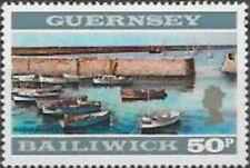 Timbre Bateaux Guernesey 48 ** (39201Y)