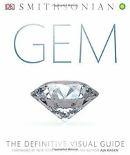 NEW - Gem: The Definitive Visual Guide by DK