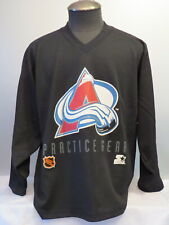 Colorado Avalanche Practice Jersey (VTG) - By Starter - Men's Medium
