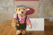 Steiff Limited Edition Mountaineer Allemagne Bear 1997