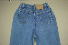 Levi's 16505 High Waist Tapered Leg Jeans Women's Size 12 Vintage Stonewashed