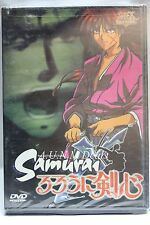 Samurai X - The Motion Picture (Rurouni Kenshin) ntsc import dvd