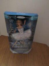 1999 Mattel Barbie As Snowflake In The Nutcracker Classic Ballet Series NIB