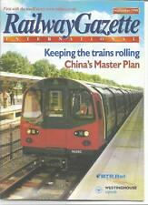 Railway Gazette International magazine - September 1998 DH