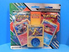 Pokemon Cards  Promo Booster Pack coin Foil  Entei Raikou Suicune New!