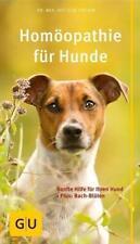 Homöopathie für Hunde von Elke Fischer (2016, Taschenbuch)