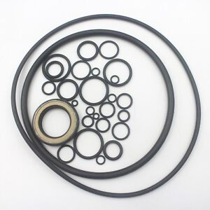 EX60-1 EX60 Travel Motor Seal Repair Kit For Hitachi Excavator Seal, 3 month wty