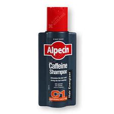 Unisex Hair Loss Shampoo Alpecin