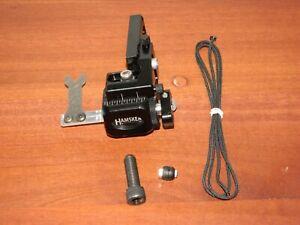 Used Hamskea Hyrbrid Target Pro Micro Adjust -Bow Rest - Right Handed