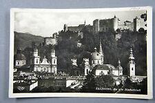 Zweiter Weltkrieg (1939-45) Frankierte Ansichtskarten mit Burg & Schloss