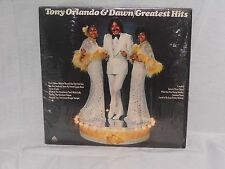 "Tony Orlando & Dawn Greatest Hits LP Arista Records AL 4045 1975  33RPM 12"" VG"