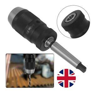 Self Tighten Keyless Integrated Drill Chucks MT2-B16+1-16mm B16 UK