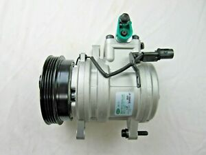 GENUINE A/C COMPRESSOR FOR 04-16 HYUNDAI i10 KIA PICANTO 1.0L OE# 97701-07110