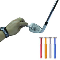 Golf Club Grooving Sharpening Tool Golf Club Strong Wedge Sharpener Head FT