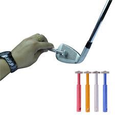 Golf Club Grooving Sharpening Tool Golf Club Strong Wedge Sharpener Hea dfC ^KN