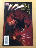 MARVEL Comics WOLVERINE ORIGINS #1 Michael Turner VARIANT Cover SHIPS FREE VF/NM