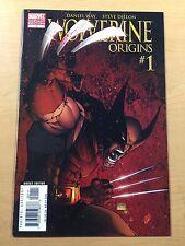 MARVEL Comics WOLVERINE ORIGINS #1 Michael Turner VARIANT Cover SHIPS FREE VF/NM