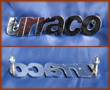 LAMBORGHINI URRACO - Embleme Schriftzug Abzeichen Logo