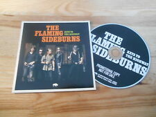 CD Punk The Flaming Sideburns - Keys To The Highway (12 Song) Promo BITZCORE cb