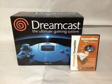 Sega Dreamcast HKT-3020 - Original Packaging - Everything included - Import Disc
