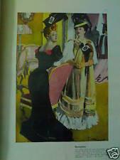 BELLE EPOQUE: E. HEILEMANN LITOGRAFIA 1908 - JUGENDSTIL